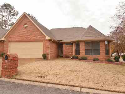 Memphis Single Family Home For Sale: 1055 Welchshire