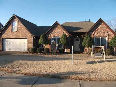 Arlington Single Family Home For Sale: 12158 Rodgers Mill