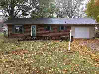 Counce Single Family Home For Sale: 110 Wheeler
