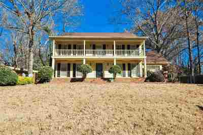 Memphis TN Single Family Home For Sale: $350,000