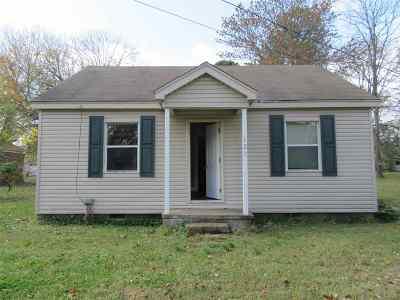 Adamsville Single Family Home For Sale: 127 N Elm
