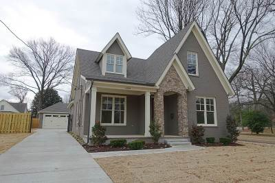 Memphis Single Family Home For Sale: 2339 Autumn