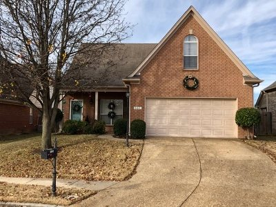 Collierville Single Family Home For Sale: 4601 Park Side