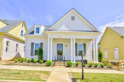 Collierville Single Family Home For Sale: 452 S Shea