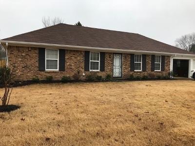 Bartlett Single Family Home For Sale: 3065 Blackwell