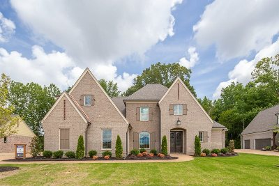 Collierville Single Family Home For Sale: 942 Cypress Run