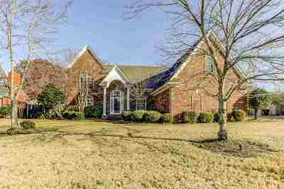 Collierville Single Family Home For Sale: 712 Wellington