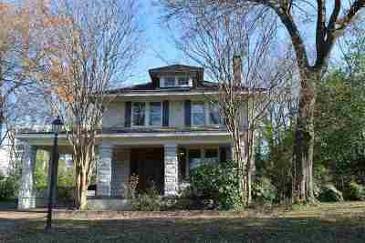 Memphis Single Family Home For Sale: 190 S Idlewild