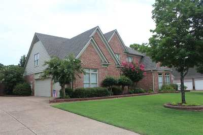 Collierville Single Family Home For Sale: 1344 Wahkin
