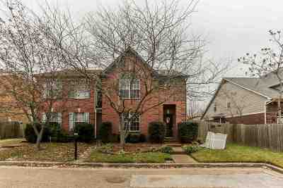Collierville Condo/Townhouse For Sale: 1193 Clear Creek