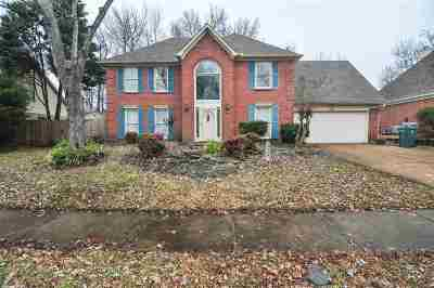 Memphis Single Family Home For Sale: 8868 Dewberry