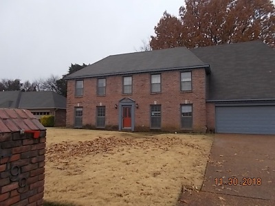 Single Family Home For Sale: 4799 Harvest Knoll