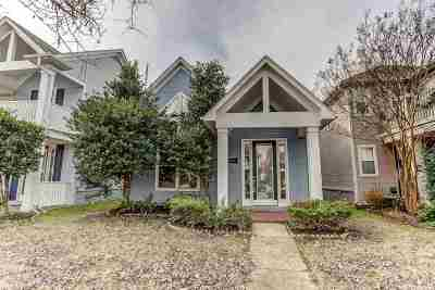 Memphis Single Family Home For Sale: 1181 Island Place