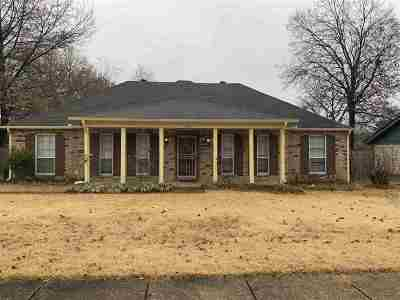 Bartlett Single Family Home For Sale: 3116 Teaberry