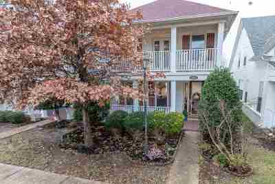 Memphis Single Family Home For Sale: 1298 Isle Pointe
