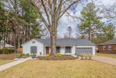 Germantown Single Family Home Contingent: 7276 Mimosa