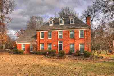 Collierville Single Family Home Contingent: 3366 Amroth