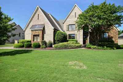 Piperton Single Family Home For Sale: 50 Greenbrier Lakes