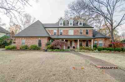 Germantown Single Family Home For Sale: 2099 Deerwoods