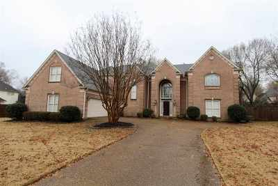 Germantown Single Family Home For Sale: 9481 Plantation Way