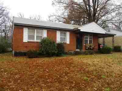 Memphis Single Family Home For Sale: 3363 Ladue