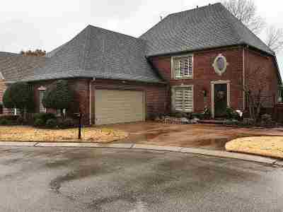 Collierville Single Family Home For Sale: 671 W Warwick Oaks