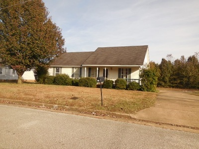 Single Family Home For Sale: 228 Cottondale