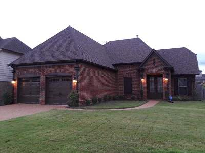Memphis Single Family Home For Sale: 8545 Woodland Rose