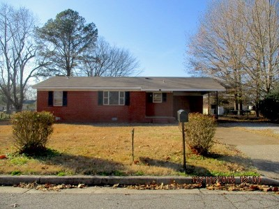 Halls Single Family Home For Sale: 619 Cheshier