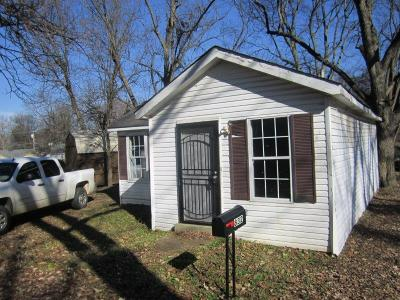 Covington Single Family Home For Sale: 832 Lackey