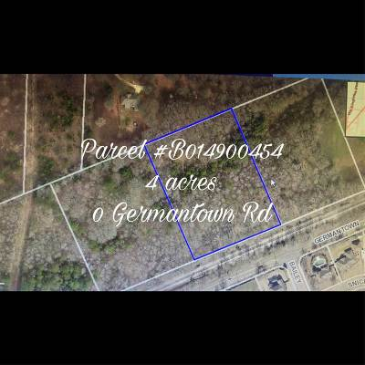 Bartlett Residential Lots & Land For Sale: Germantown