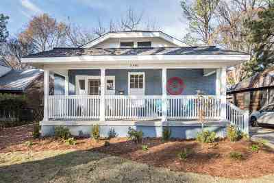 Memphis Single Family Home For Sale: 1940 Oliver