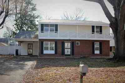 Southaven Single Family Home For Sale: 1761 Forrest