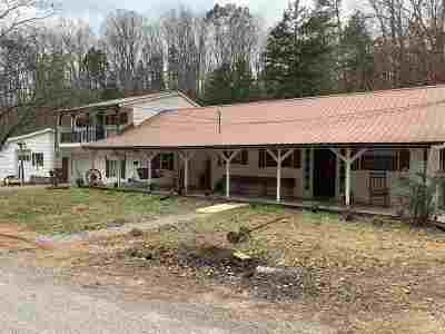 Waynesboro Single Family Home For Sale: 1904 Ross Creek