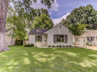 Memphis Single Family Home For Sale: 3680 Charleswood