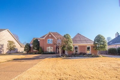 Collierville Single Family Home Contingent: 2092 Dogwood