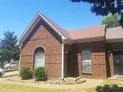 Memphis Condo/Townhouse For Sale: 4247 Hickory Grove