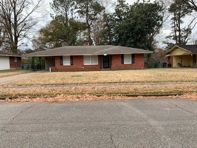 Memphis Single Family Home For Sale: 1445 Randall