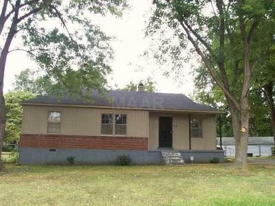 Memphis Single Family Home For Sale: 564 Bonita