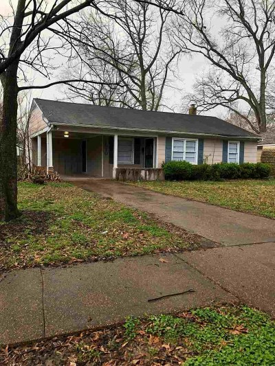 Memphis Single Family Home For Sale: 1030 Avon