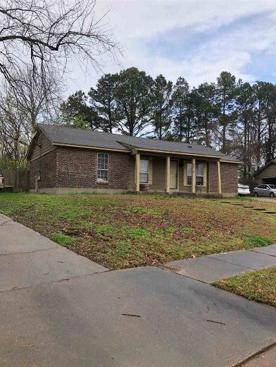 Memphis Single Family Home For Sale: 4126 Hobson