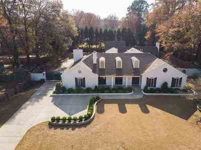 Memphis Single Family Home For Sale: 4585 Chickasaw