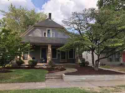 Memphis Single Family Home For Sale: 2108 Oliver