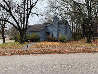 Memphis Single Family Home For Sale: 3387 Hanna