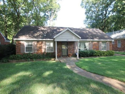 Memphis Single Family Home For Sale: 385 Meadvale