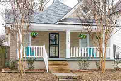 Memphis Single Family Home For Sale: 1013 Meda