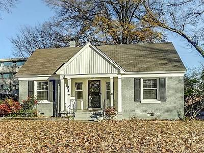Memphis Single Family Home For Sale: 124 Alexander
