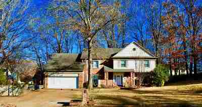Germantown Single Family Home For Sale: 8530 Windy Oaks