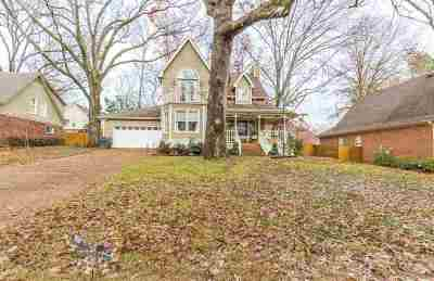 Collierville Single Family Home For Sale: 490 Old Oak