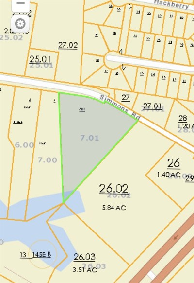 Munford Residential Lots & Land For Sale: 173 Simmons